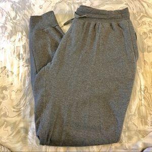 Pants - Grey Joggers by DOU New York XXL